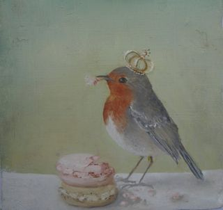 Bridget_is_painting